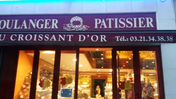 croissant shop