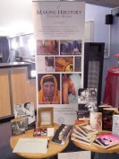 Our humble stall...