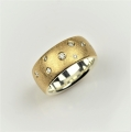 silver and 18ct gold with diamond (£960)