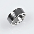 hammered silver (£160)