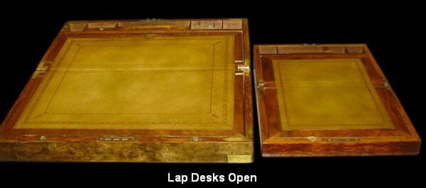 Lap Desks Open