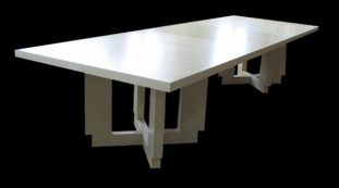 Parchment Dining Table X