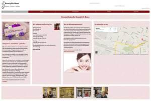 Neues Gewand für das Kosmetikstudio Beautylife Bonn