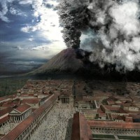 What Happened on August 24th - Mount Vesuvius Erupts