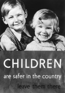 Evacuation Poster WWII
