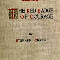 What Happened on October 3rd - The Red Badge of Courage is Published