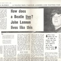What Happened on March 4th - John Lennon's Quote Went Viral