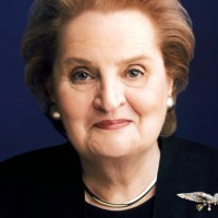 The World's Outstanding Women (WOW): Madeleine Albright