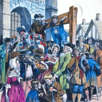 What Happened on July 31st - To the Pillory Daniel Defoe