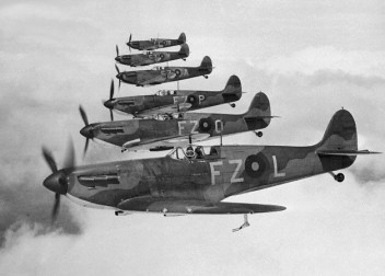 Dunkirk was within range of the fighters operating from southern England, and 15 out of 19 available Spitfire squadrons, previously held in reserve