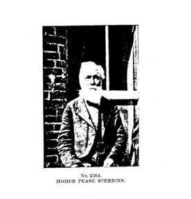 Homer Pease Stebbins