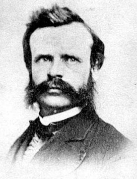 John Wesley Powell in 1869