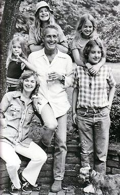 Newman Woodward Family