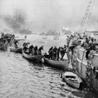 World War II from #AtoZChallenge #NaPoWriMo  - D is for Dunkirk Evacuation