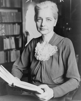 Ruth Fulton Benedict (June 5, 1887 – September 17, 1948) was an American anthropologist and folklorist.