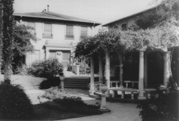 Taylor's Alvarado Street home