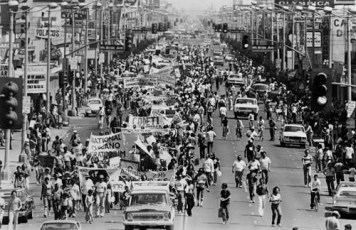 The August 29, 1970 Chicano Moratorium was the culmination of many pickets, teach-ins, and marches/rallies throughout Aztlán during that historic year
