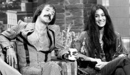 Sonny and Cher on the Tonight Show 1975