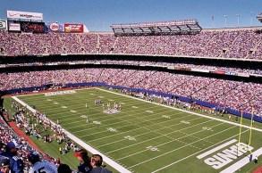 Former Giants Stadium