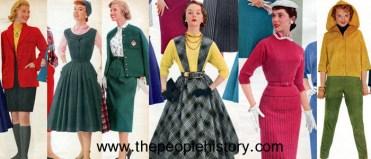 1955-dresses