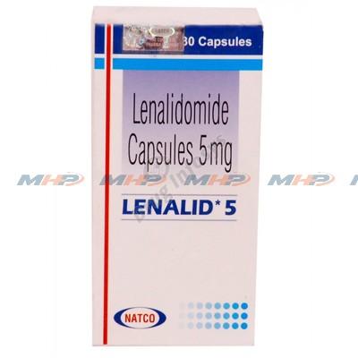 Lenalid 5 mg tablet