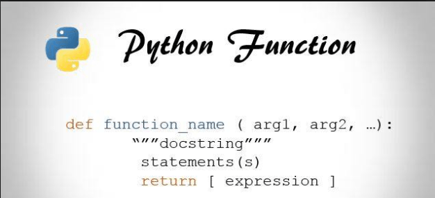 Functions in python