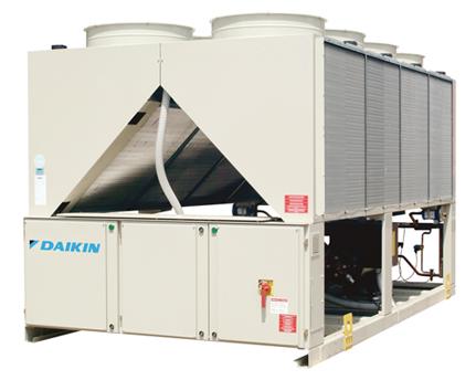 Чиллер Daikin EWAD-D-SR