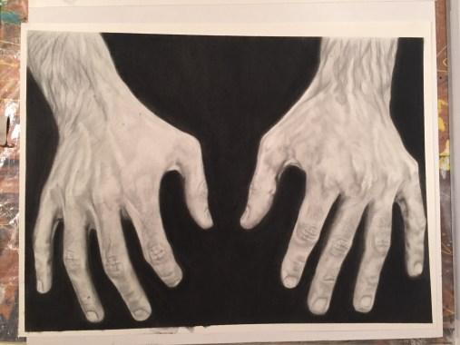 Les mains de Tristan