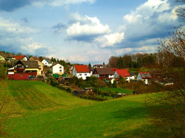 4.5 Mile Walk In Krickenbach, Germany | A Picture A Day