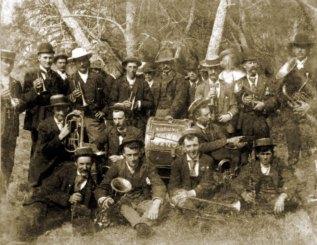 Moruya Band, 1895