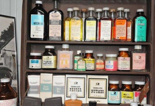 Home medicines