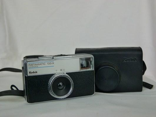 Instamatic 133-x Kodak 126