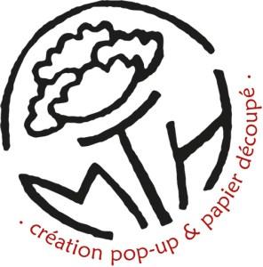 Logo MHT Pop up avec texte
