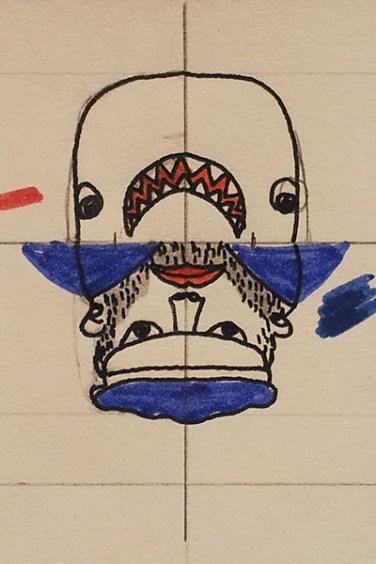 """Recherche pour la carte pop-up Rencontres attendues """"Moby Dick et Achab"""""""