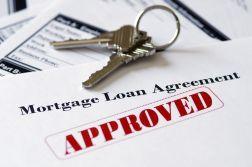 Meet with a lender first