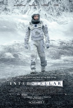 Interstellar - best sci-fi Movies