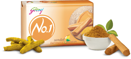 godrej no.1 soap