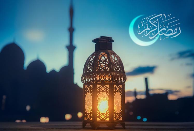 تعبير عن رمضان للسنة الثالثة ابتدائي || مترجم للفرنسية