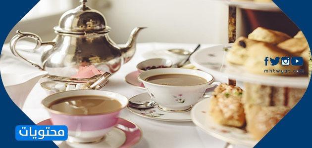 كيف تقيم حفلة شاي خاصة