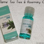Oriflame Tea Tree and Rosemary Purifying Oil
