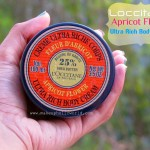 L'occitane Apricot Flower Ultra Rich Body Cream