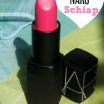 Nars lipstick – Schiap
