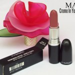MAC Lipstick : Creme In Your Coffee