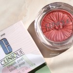Clinique Cheek Pop blush Ginger Pop review & swatches