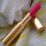 Too Faced LA CRÈME lipstick – 'Fuchsia Shock'