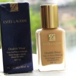 Estee Lauder Double Wear Stay In Place Makeup – 3W2 Cashew Review, Swatch & FOTDs