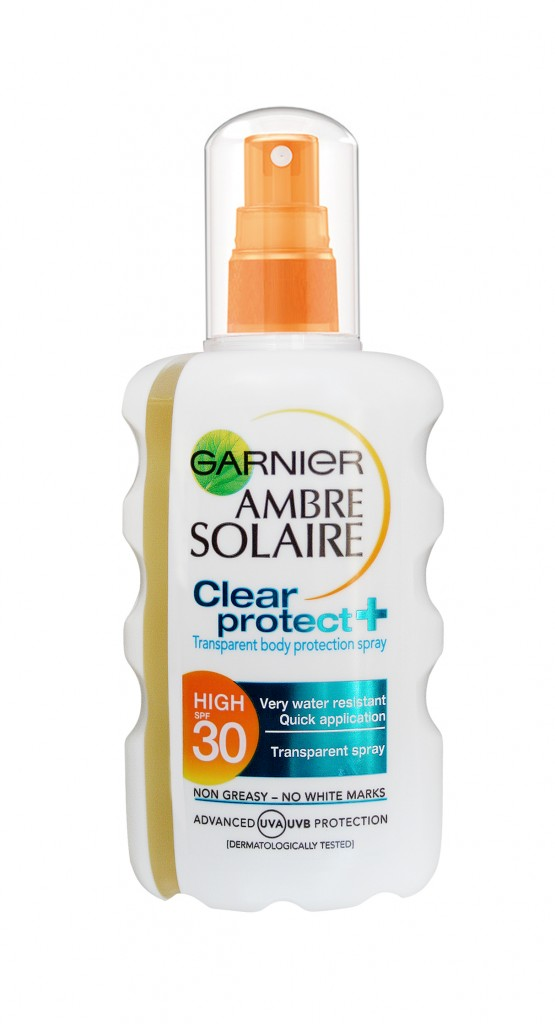 Garnier Ambre Solaire Clear Protect SPF 30 RRP$19.99