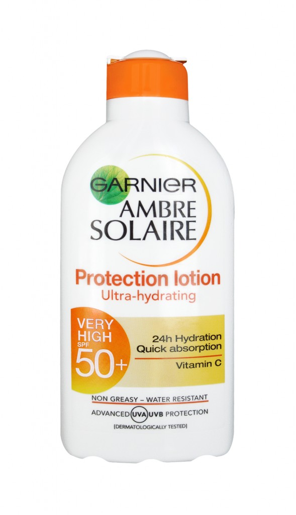 Garnier Ambre Solaire Ultra-Hydrating SPF 50 Lotion RRP$19.99