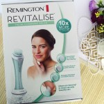 Remington Revitalise Facial Cleansing Brush | Review
