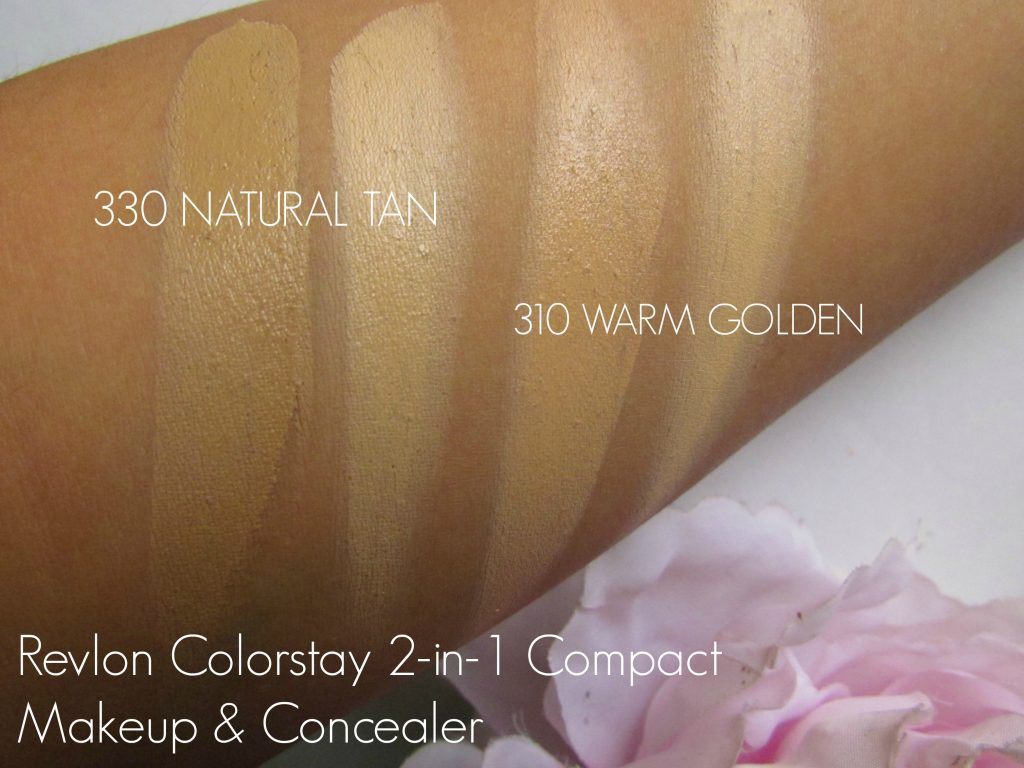 Revlon_Colorstay_2-in-1_Compact Makeup&Concealer_Swatch_Review